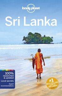 Vignette du livre Lonely Planet Sri Lanka 14th Ed.
