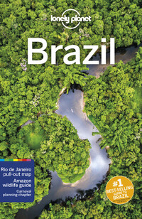 Vignette du livre Lonely Planet Brazil 11th Ed.BRAZIL 11thED