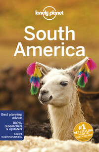 Vignette du livre Lonely Planet South America 14th Ed.