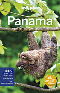 Vignette du livre Lonely Planet Panama 8th Ed.