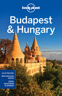 Vignette du livre Lonely Planet Budapest & Hungary 8th Ed.