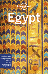 Vignette du livre Lonely Planet Egypt 13th Ed.