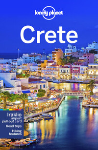 Vignette du livre Lonely Planet Crete 7th Ed.CRETE 7thED