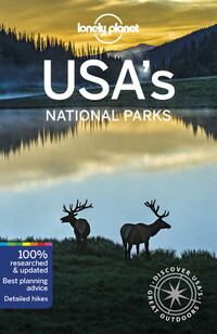 Vignette du livre Lonely Planet USA's National Parks 2nd Ed.