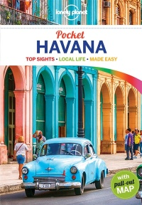 Vignette du livre Pocket Havana: top sights, local life, made easy