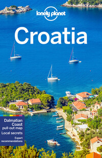 Vignette du livre Lonely Planet Croatia 10th Ed.CROATIA 10thED