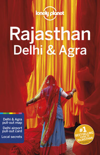 Vignette du livre Lonely Planet Rajasthan, Delhi & Agra 6th Ed.