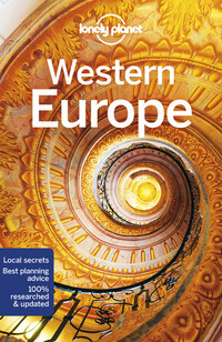 Vignette du livre Lonely Planet Western Europe 14th Ed.
