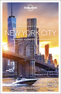 Vignette du livre Lonely Planet Best of New York City 2020 4th Ed.
