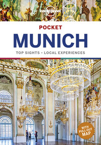 Vignette du livre Lonely Planet Pocket Munich 1st Ed.