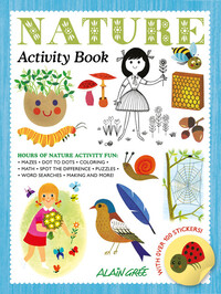 Vignette du livre Nature Activity BookNATURE ACTIVITY BOOK