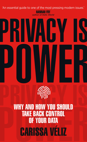 Vignette du livre Privacy is Power