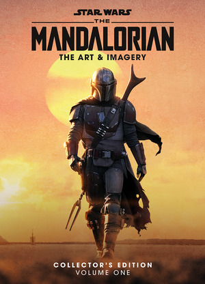 Vignette du livre Star Wars: The Mandalorian: The Art & Imagery Collector's Edition