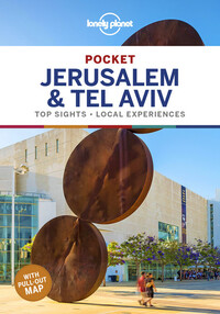 Vignette du livre Lonely Planet Pocket Jerusalem & Tel Aviv 1st Ed.