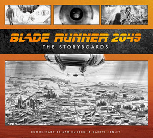 Vignette du livre Blade Runner 2049: The Storyboards