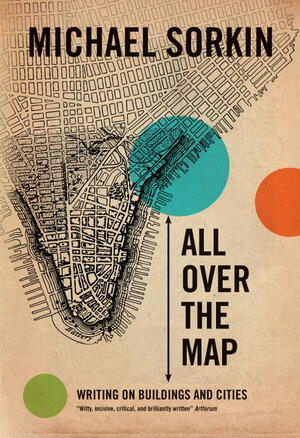Vignette du livre All Over the Map