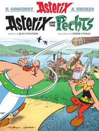 Vignette du livre Asterix and the Pechts