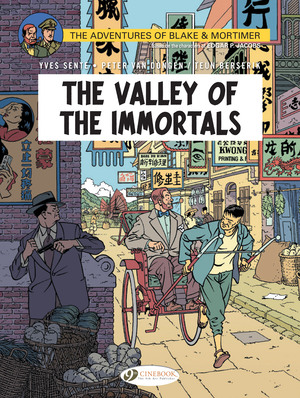 Vignette du livre The Valley of the Immortals