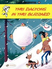 Vignette du livre Daltons In The Blizzard (the)
