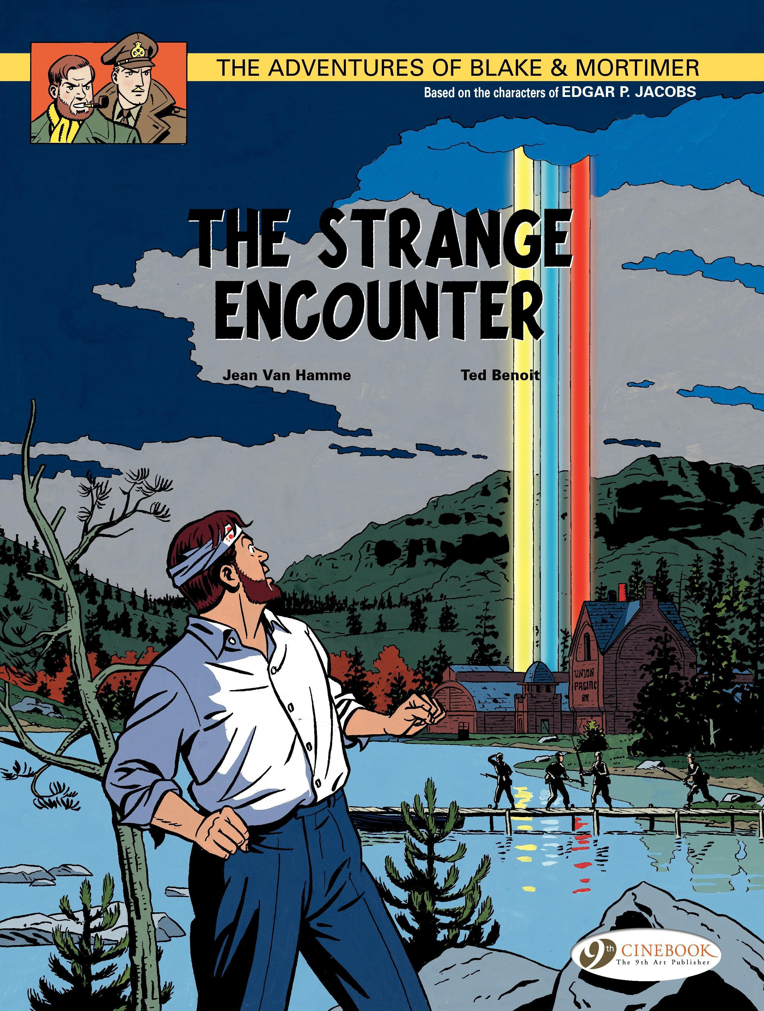 Vignette du livre Strange Encounter T.5 (The)