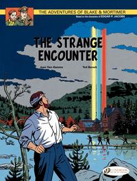 Vignette du livre Strange Encounter T.5 (The) - Jean & Benoit Van Hamme