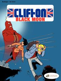 Vignette du livre Clifton (english version) - volume 4 - The Black Moon