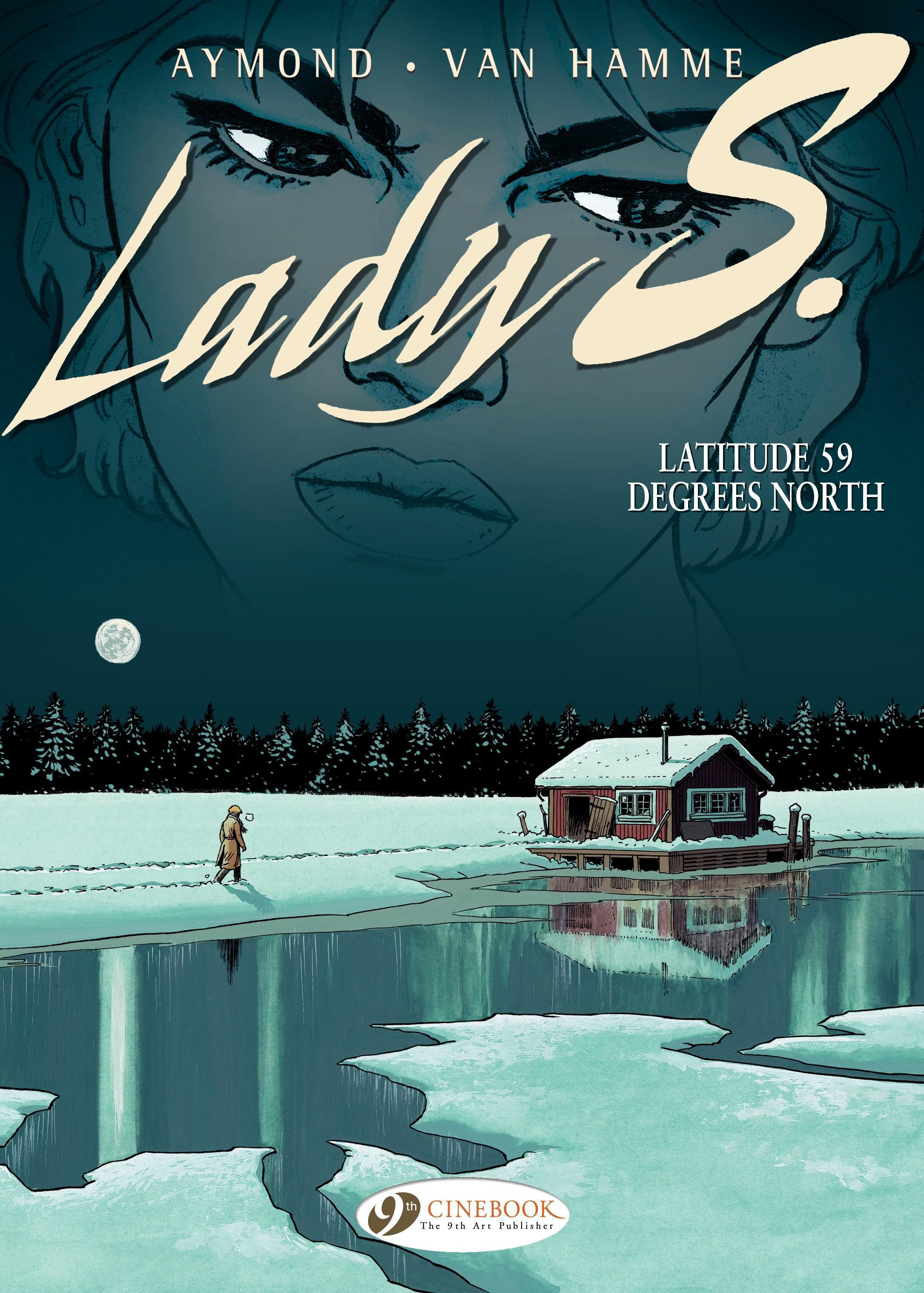 Vignette du livre Lady S. (english version) - volume 2 - Latitude 59 Degrees North