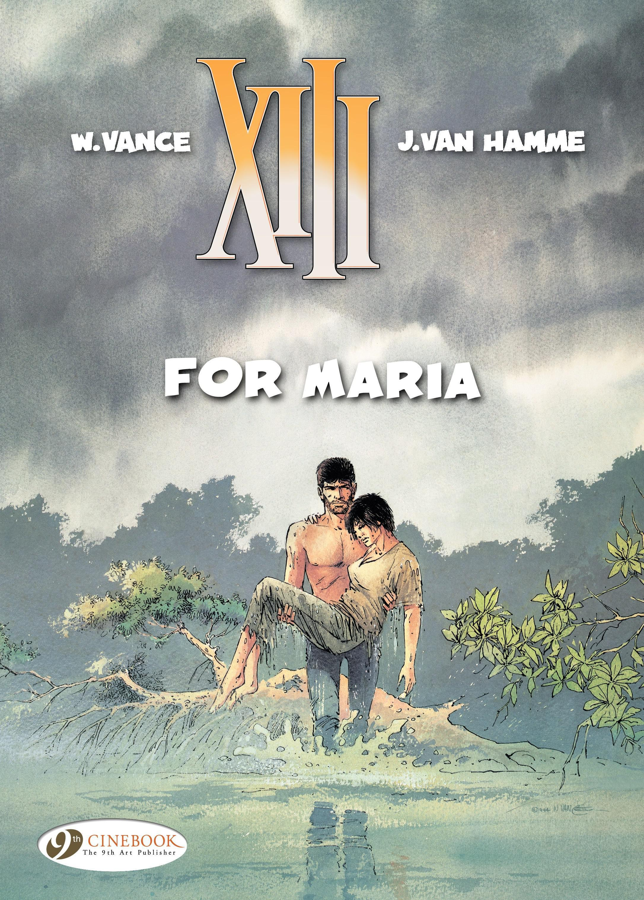 XIII - Volume 9 - For Maria, William Vance