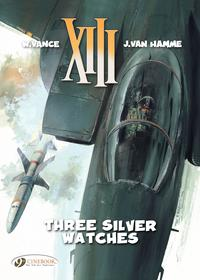 Vignette du livre XIII (english version) - 11 - Three Silver Watches