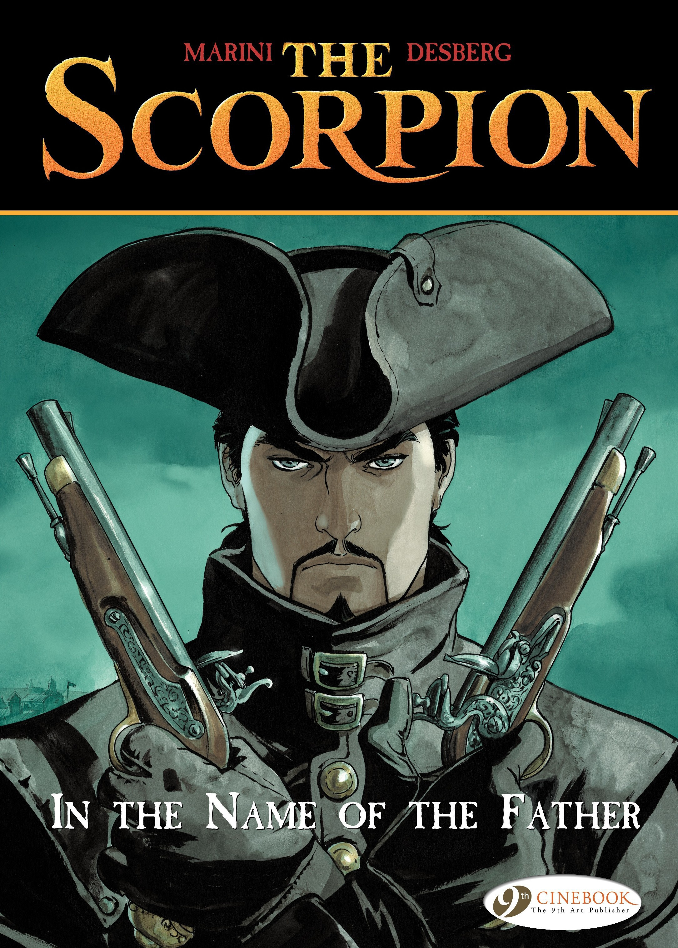 Vignette du livre The Scorpion (english version) - volume 5 - In the Name of the Father