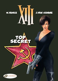 Vignette du livre XIII (english version) - volume 13 - Top Secret