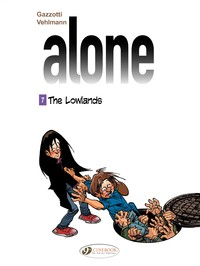 Vignette du livre Alone - Tome 7 - The Lowlands
