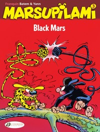 Vignette du livre The Marsupilami - Volume 3 - Black Mars