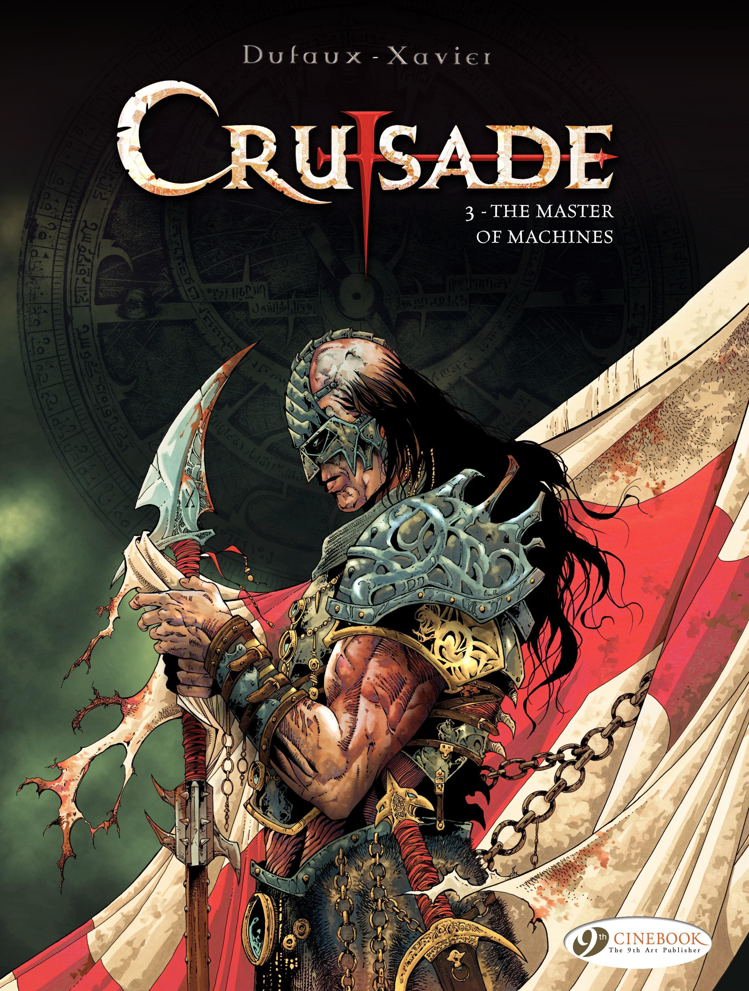 Vignette du livre Crusade - volume 3 - The Master of Machines