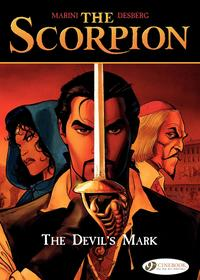 Vignette du livre The Scorpion - Volume 1 - The Devil's Mark
