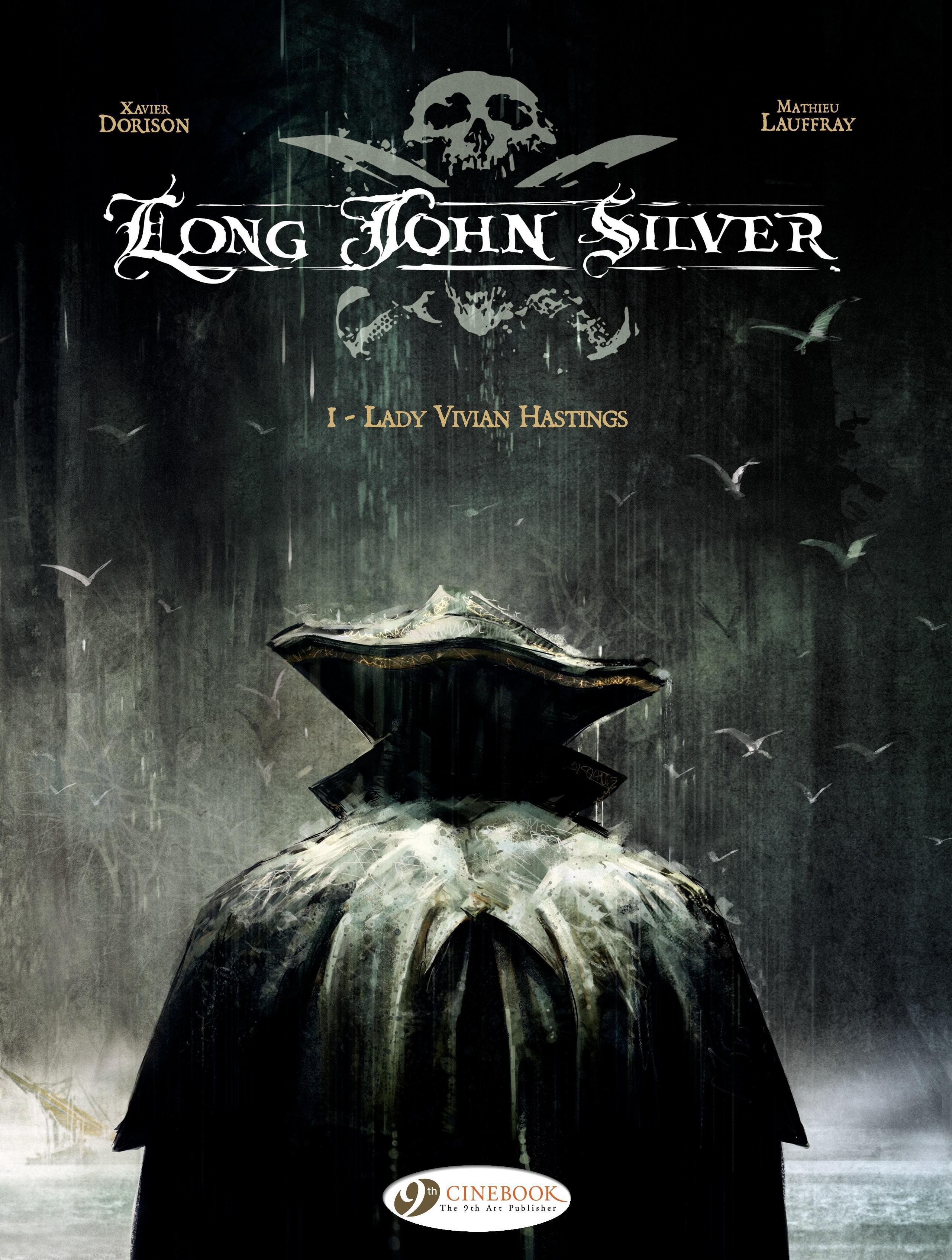 Vignette du livre Long John Silver (english version) - volume 1 - Lady Vivian Hastings