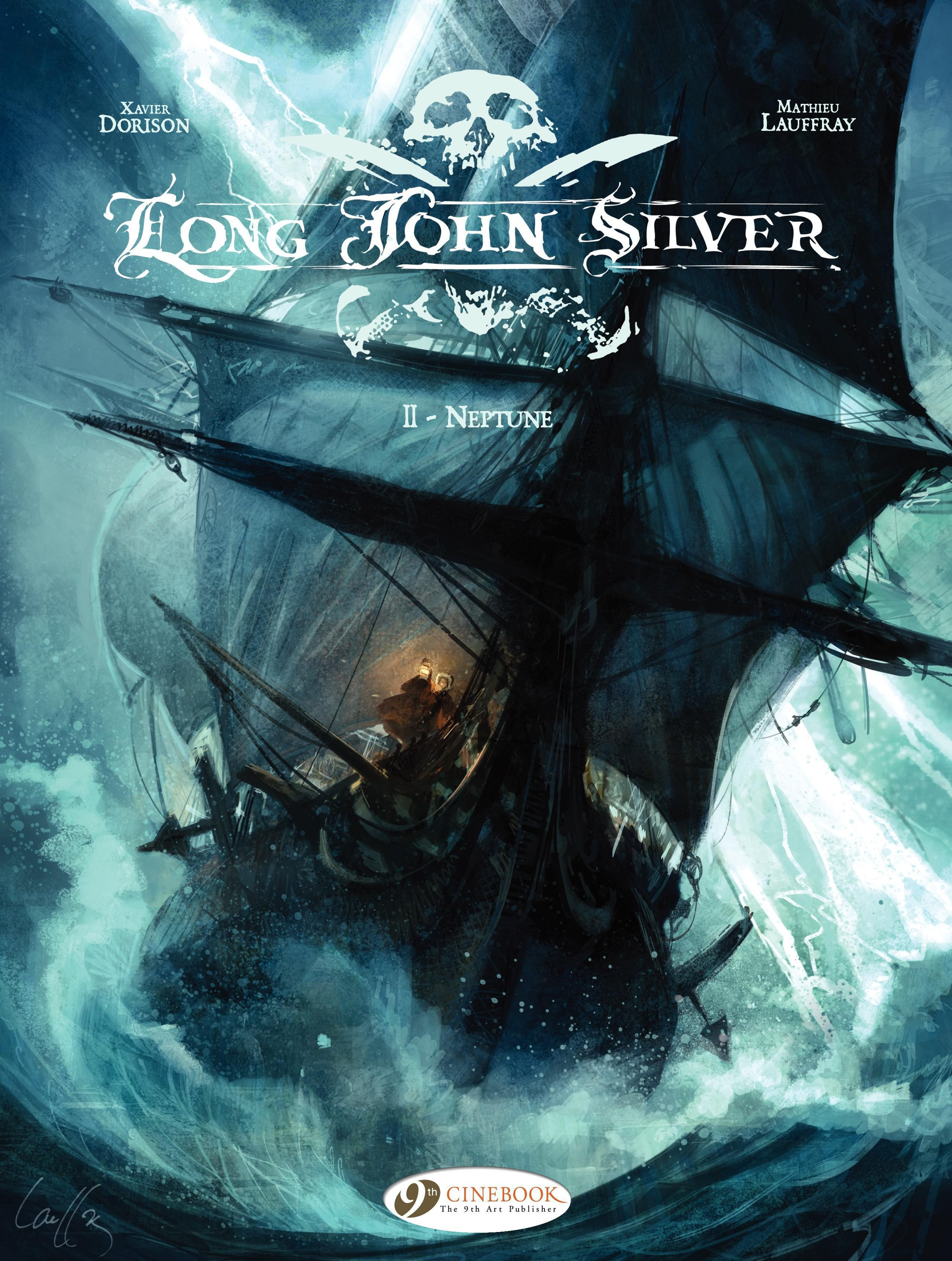 Vignette du livre Long John Silver (english version) - volume 2 - Neptune