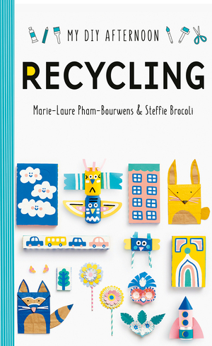 Vignette du livre DIY Afternoon: Recycling