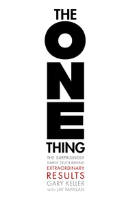 Vignette du livre The ONE Thing