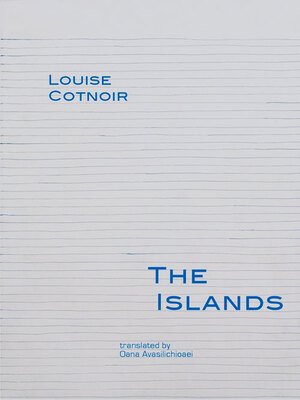 Vignette du livre Islands, The