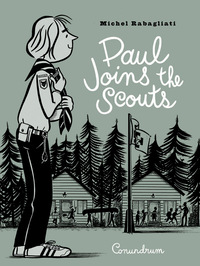 Vignette du livre Paul Joins the Scouts