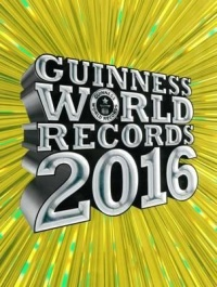 Vignette du livre Guinness World Records 2016