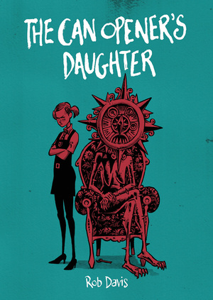Vignette du livre The Can Opener's Daughter