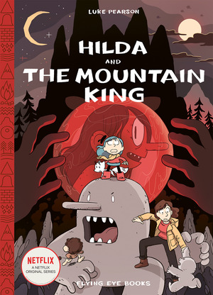 Vignette du livre Hilda and the Mountain King