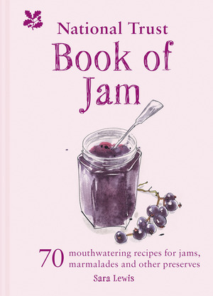 Vignette du livre The National Trust Book of Jam