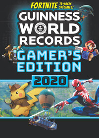 Vignette du livre Guinness World Records 2020 Gamer's Edition