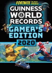 Guinness World Records 2020 : Gamer's edition - Édition française