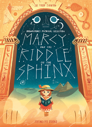 Vignette du livre Marcy and the Riddle of the Sphinx