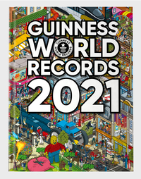 Vignette du livre Guinness World Records 2021