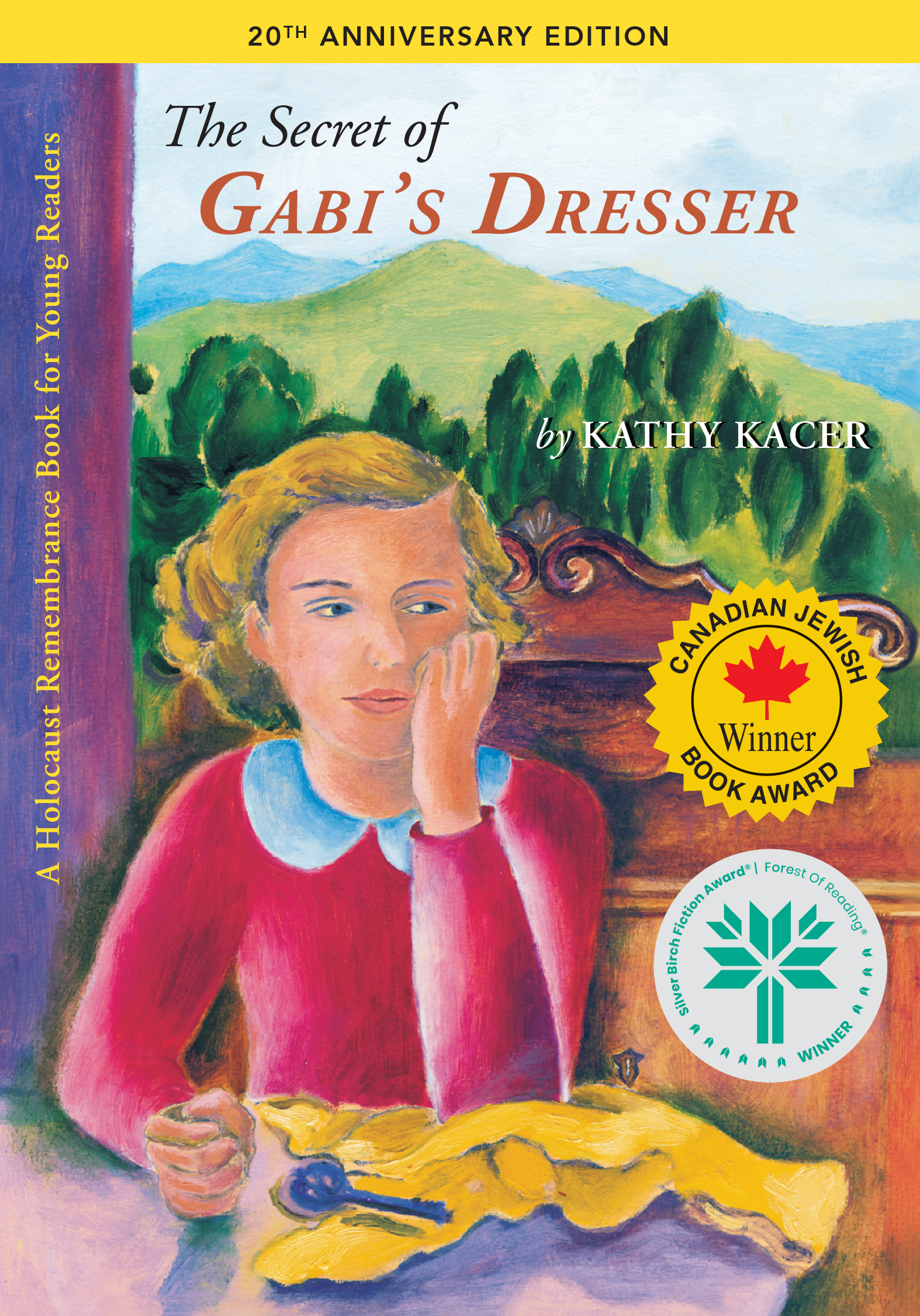 Vignette du livre The Secret of Gabi's Dresser
